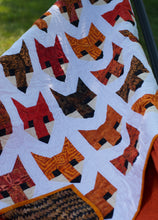 Load image into Gallery viewer, Fancy Fox Quilt