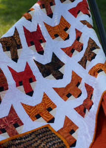 Fancy Fox Quilt
