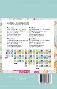 Diamond Lanterns Quilt Pattern