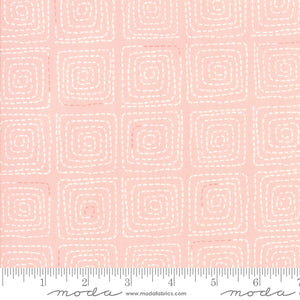Breeze Stitched in Coral