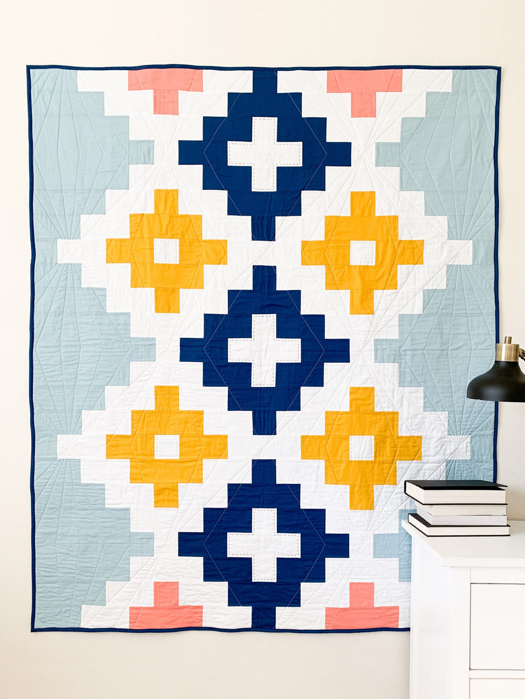 Andes Ode Quilt Pattern