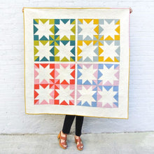 Load image into Gallery viewer, Stars Hollow Quilt Pattern