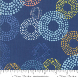 Breeze Dottie Circles Indigo