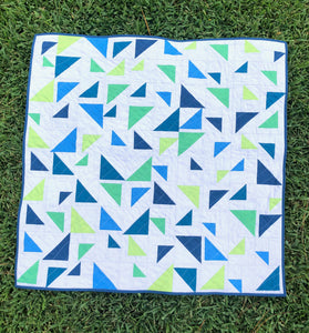 Triangular Quilt Bundle from Homemade Emily Jane