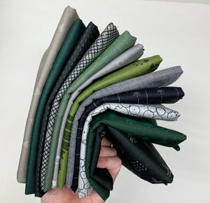 Midnight in the Forest Fat Quarter Bundle