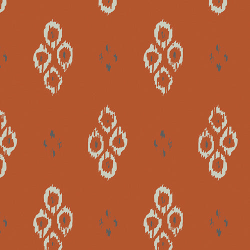 Ikat Diamond Rustic