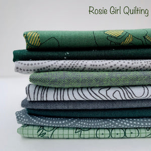 The Great Outdoors Fat Quarter Bundle
