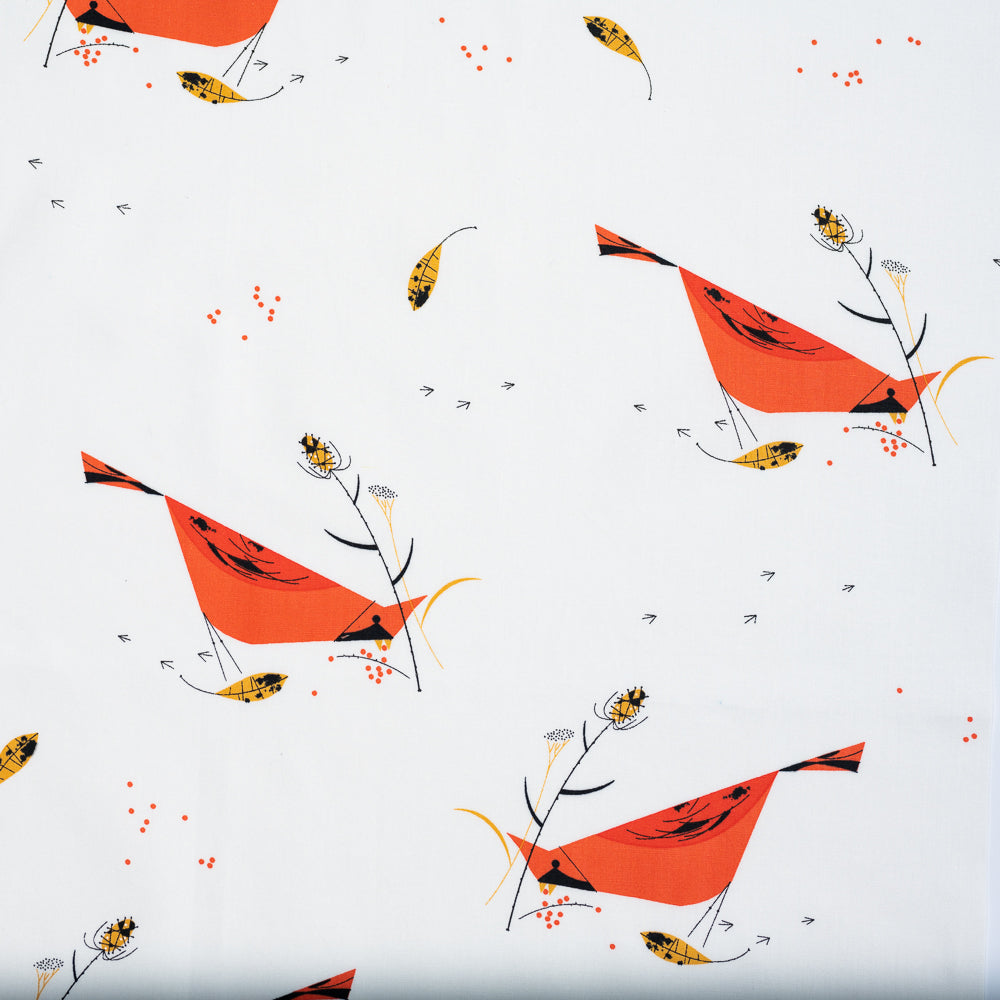 Berry Feast by Charley Harper