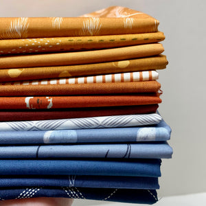 Tennessee Whisky Fat Quarter Bundle