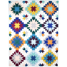 Load image into Gallery viewer, Harvest Star Quilt Pattern