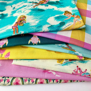 Malibu Brights Fat Quarter Bundle
