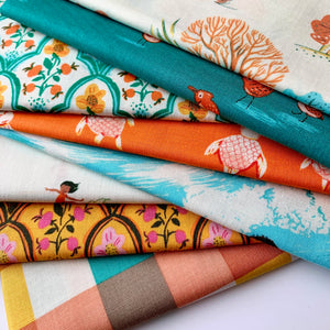 Malibu Rye Fat Quarter Bundle