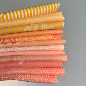 Sunshine on my Shoulders Fat Quarter Bundle