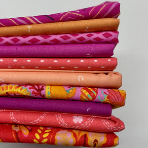 Tootie Frootie Fat Quarter Bundle