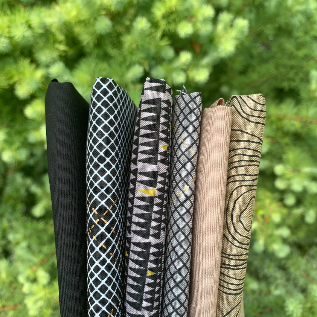Woodland Fat Quarter Bundle