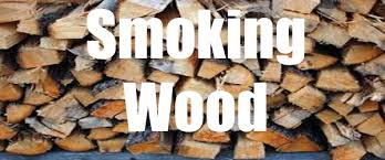 smoking wood for sale