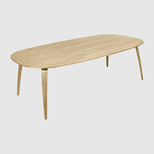 Gubi Dining Table Elliptical 120 x 230cm