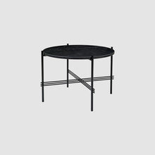 TS Coffee Table - Round, Ø55, Black base