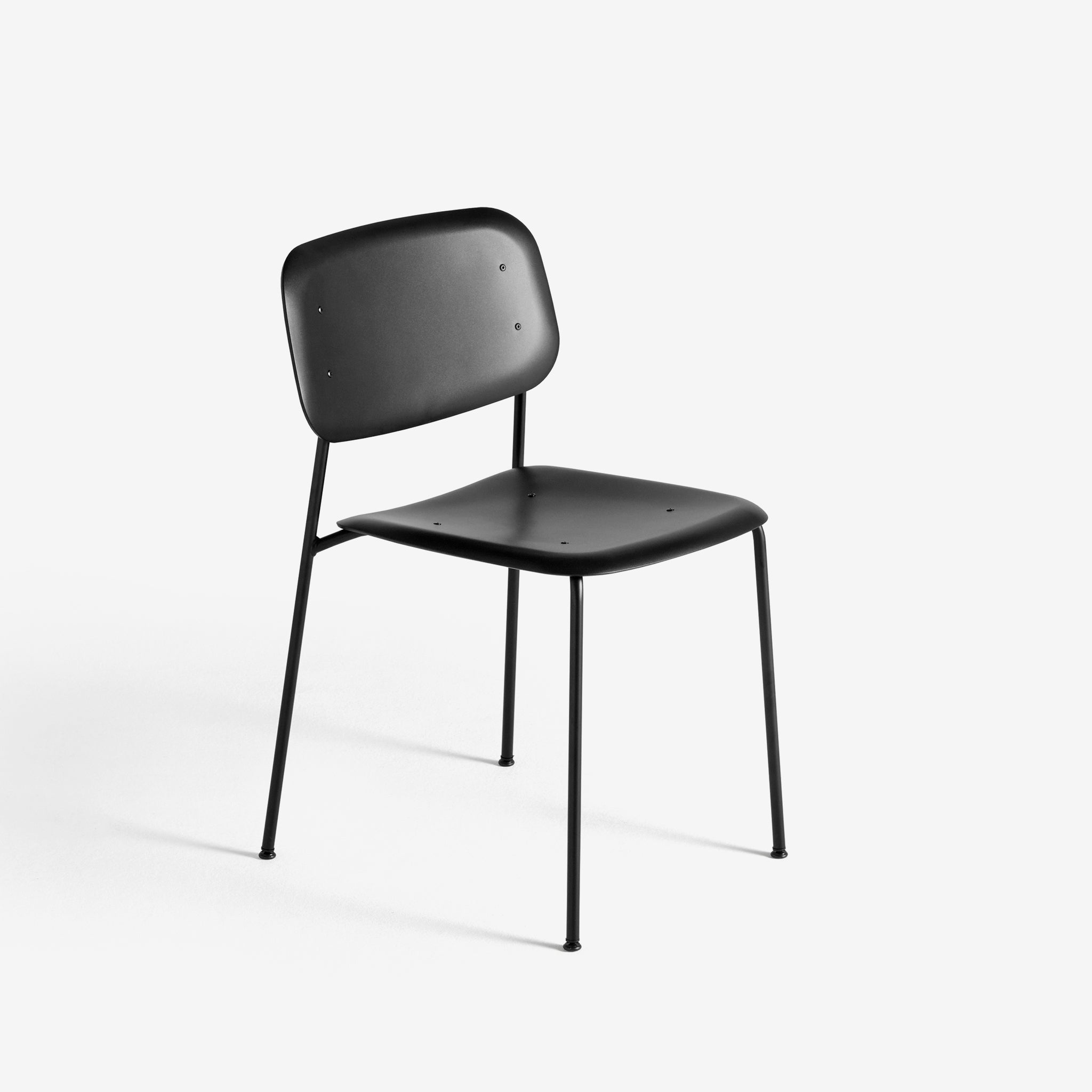 Soft Edge P10 Chair, Polypropylene Seat