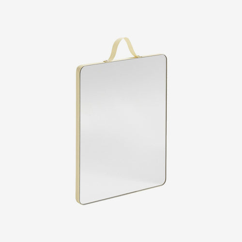 Ruban Mirror - Rectangle - M, Yellow