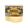 Diamond Orange Bar Soap - Hatchet Hygiene