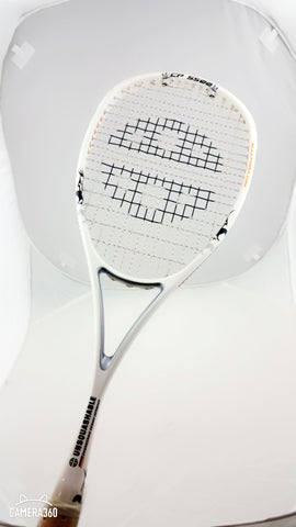 Unsquashable CP5500 Squash Racket (White)