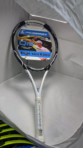 Pro Kennex Ki Q15 260 Tennis Racket (Blue& Black&White)