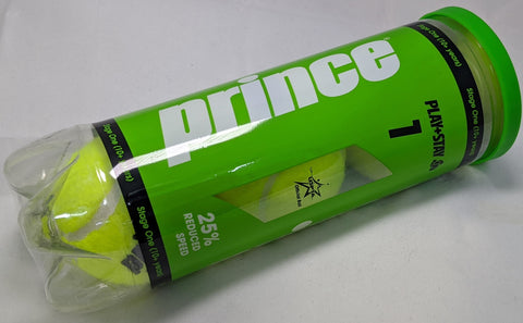 Prince Play & Stay Stage 1 Dot Green Tennis Balls