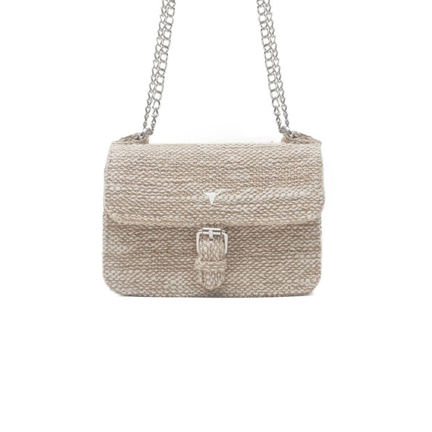 SAC XS OLIVIA - TWEED NATUREL