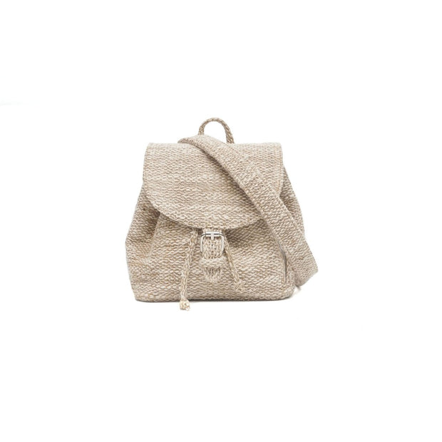 SAC À DOS XS JOURDAN – TWEED NATUREL