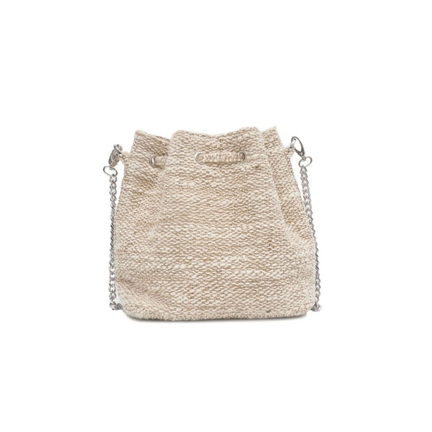 SAC MINI PAULETTE – TWEED NATUREL