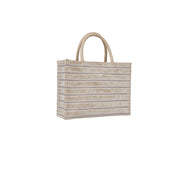 SAC MINI CHARLIE - VELOURS BEIGE