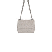 SAC MINI CAPRI - TWEED BEIGE