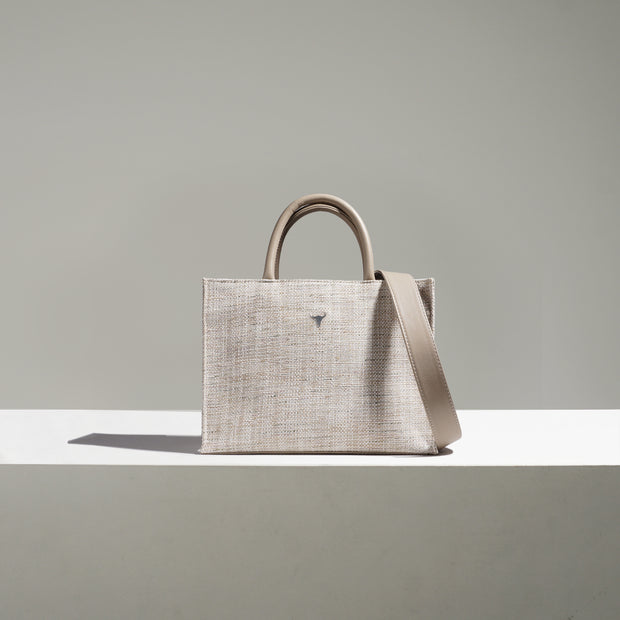 SAC MINI CHARLIE - TWEED DORÉ