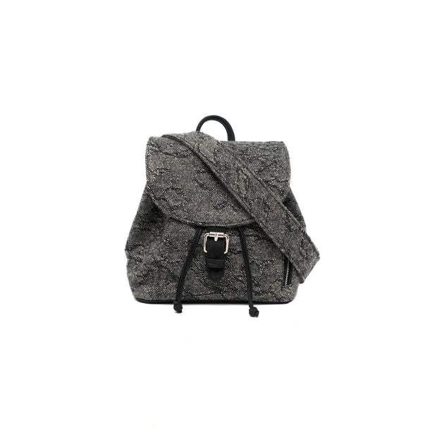 SAC À DOS XS JOURDAN - TWEED PAILLETÉ