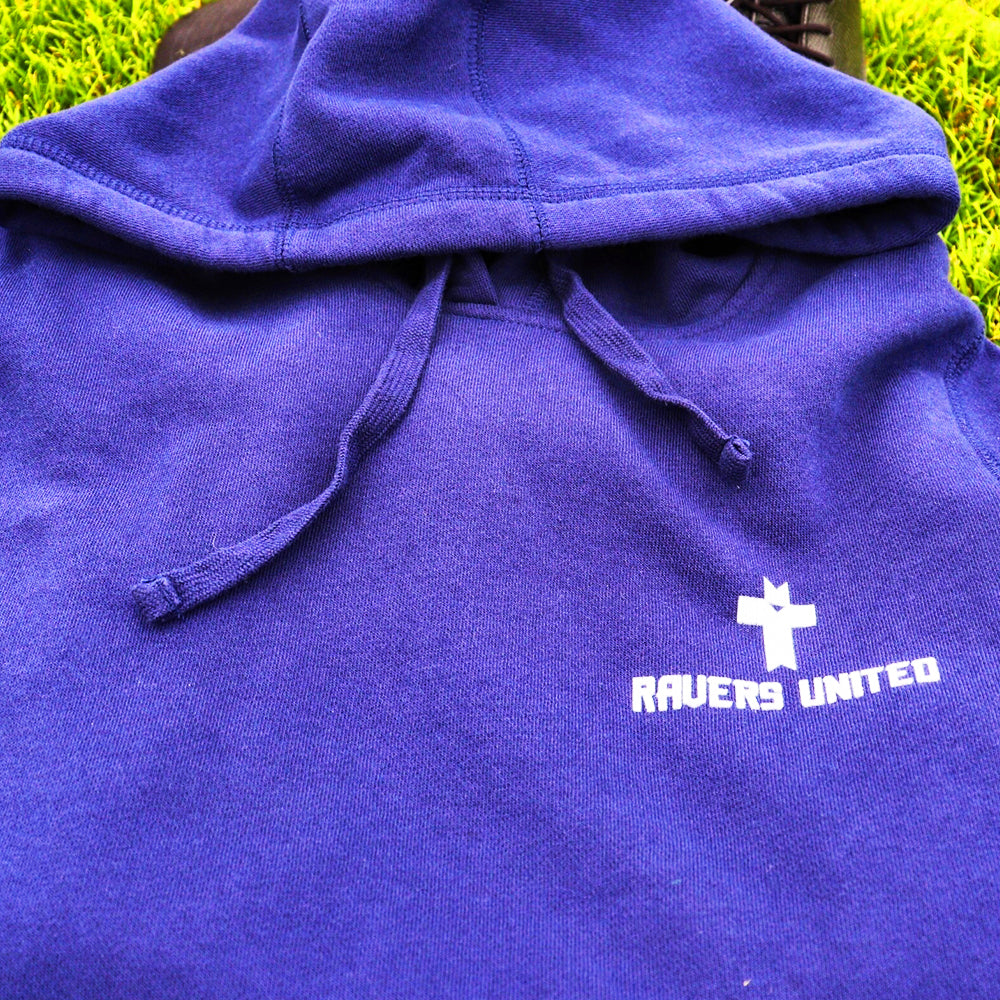 Ravers United Hoodies