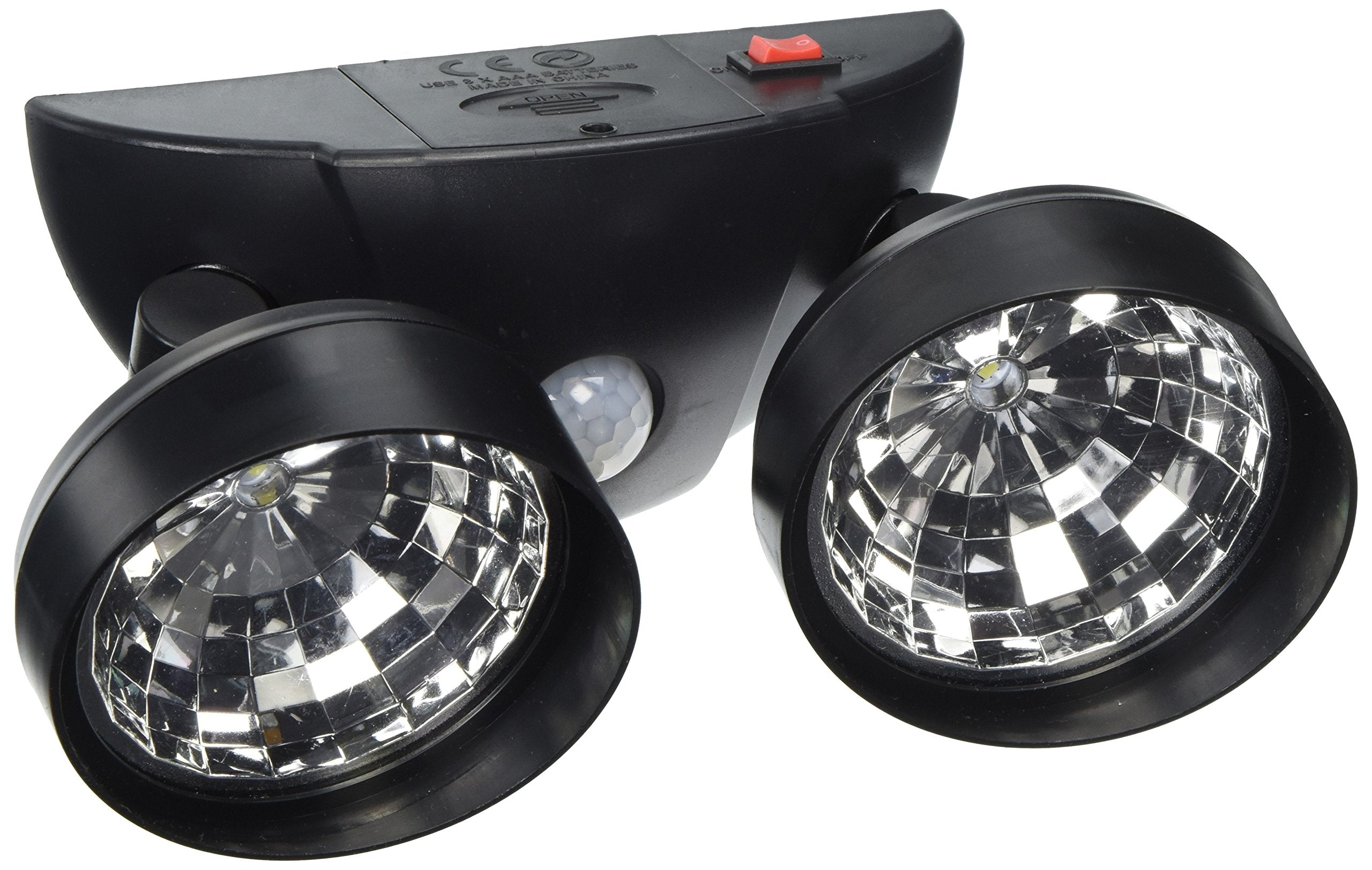 ToolMax™ Motion Activated Dual Security Lights