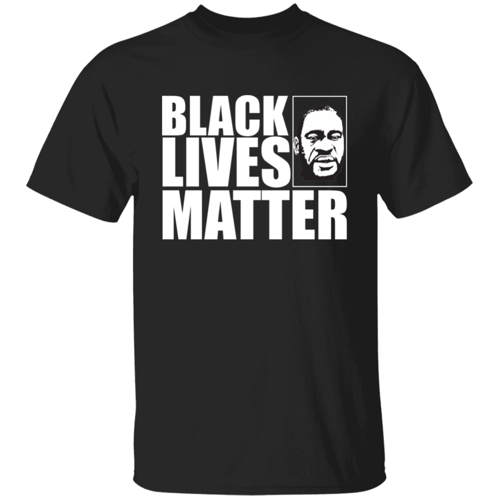 Black Lives Matter 9 T-Shirt