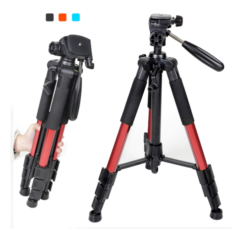 ToolMax™ Tripod and Pan Head for SLR DSLR Digital Camera