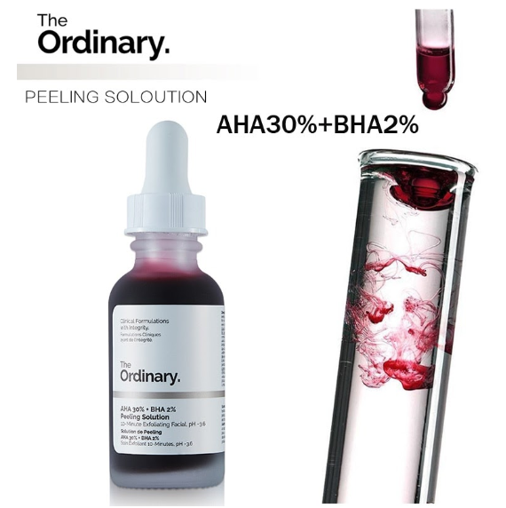 BeautyTech™ Ordinary  Chemical Peel for Facial Treatment