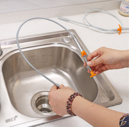 KitchenTool™ Draining Stick Clog Remover Tool