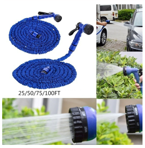 LYFGREEN™ Expandable Hose with Spray Gun