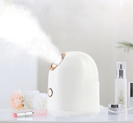 BeautyTech™ Facial Beauty Steamer and Moisturizing Cleanser