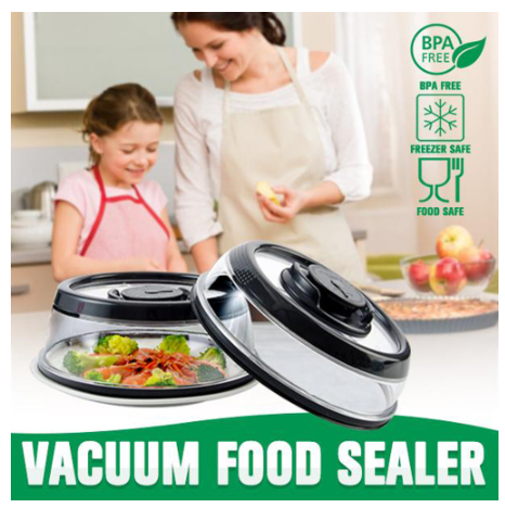KitchenTool™ Vacuum Food Seal Cover