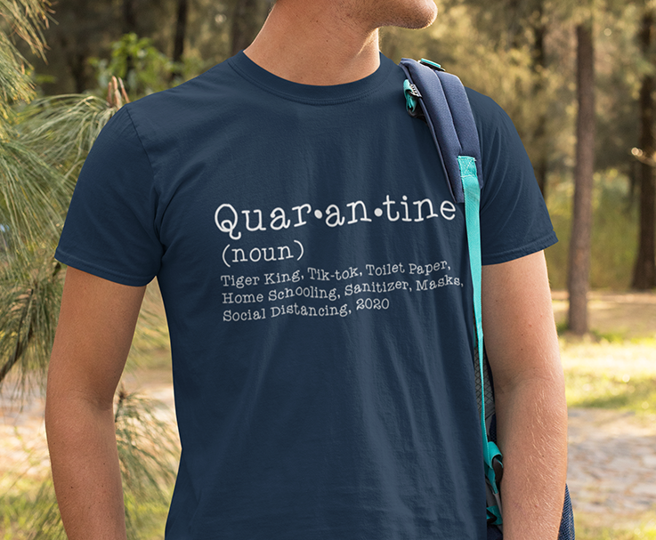 Quarantine Definition T-Shirt
