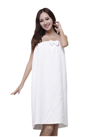 SoftCloth™ 2 in 1 Towel Korean Dress