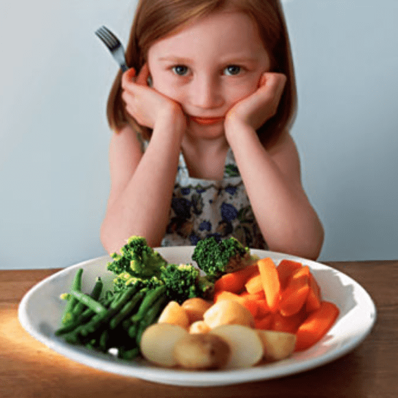 Why do all kids hate vegetables?