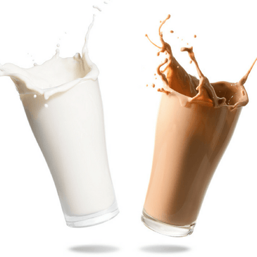 Milo vs. Fresh Milk, which is the best breakfast drink?