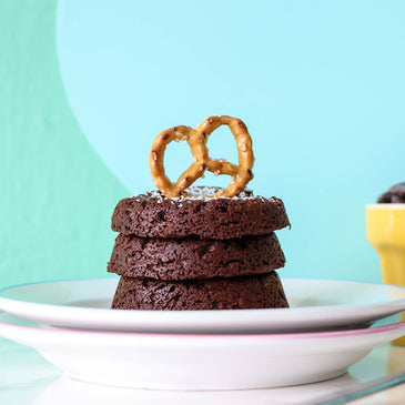 Recipe: Flourless Milo Brownie Cups