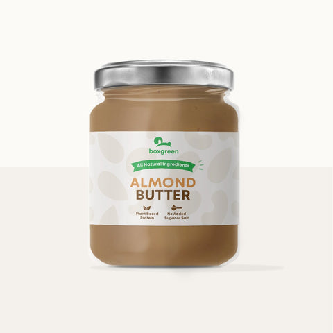 Almond Butter - Boxgreen